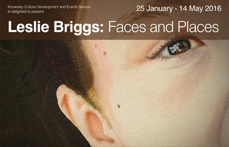 Leslie Briggs: Faces and Places