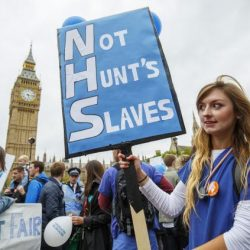 Defend the NHS - Support the Junior Doctors