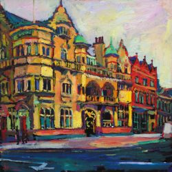 Liverpool Pubs - Paintings by Stephen Bower