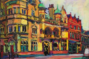 Liverpool Pubs – Paintings by Stephen Bower