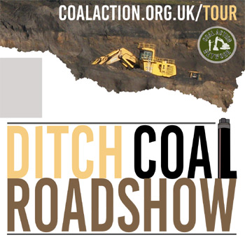 Coal Action Network Roadshow