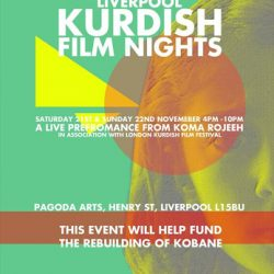 First ever Liverpool Kurdish Film Festival