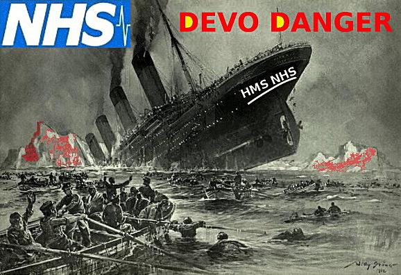 NHS Devolution Danger