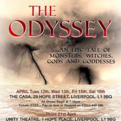 Burjesta Theatre presents 'The Odyssey'