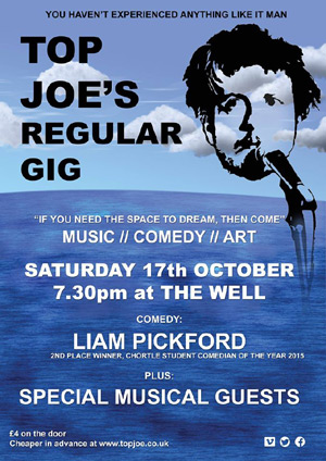 Top Joe's Regular Gig