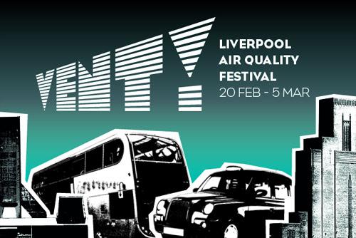 VENT! Liverpool Air Quality Festival