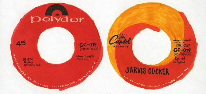 Jarvis Cocker's 20 Golden Greats exhibition