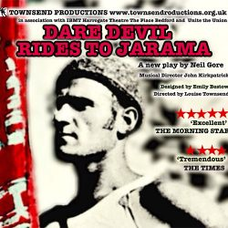 Dare Devil Rides To Jarama