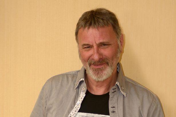 Steve Harley on tour