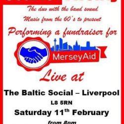 Fundraiser for MerseyAid
