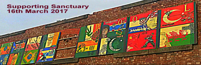 Supporting Sanctuary, Facilitating Change