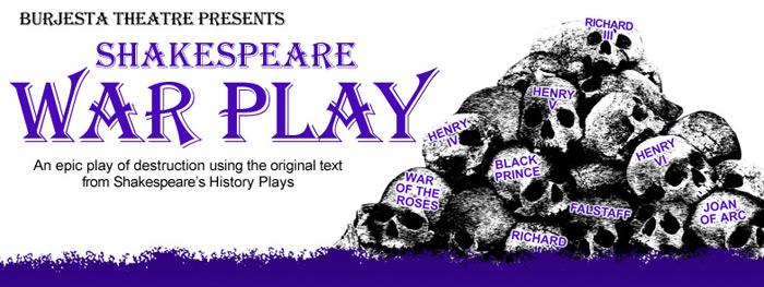Shakespeare – War Play