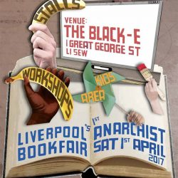 Liverpool Anarchist Bookfair