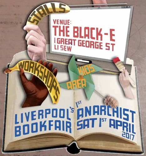 Liverpool Anarchist Bookfair