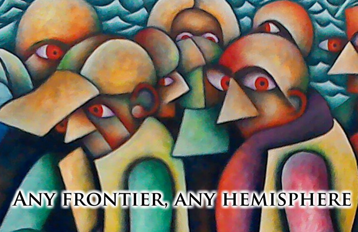 Any Frontier, Any Hemisphere