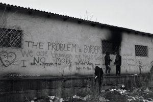 Push-backs on the Balkan Route