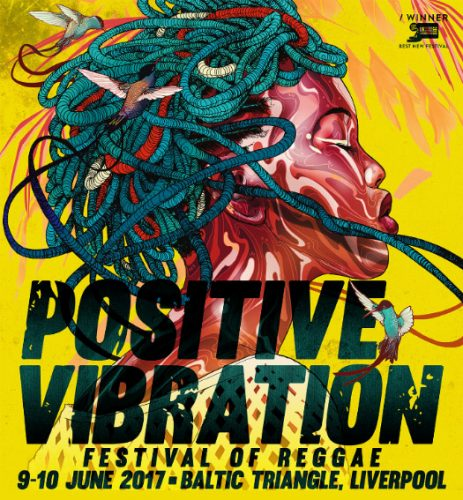 Positive Vibration – Festival of Reggae 2017