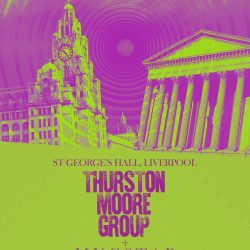 The Thurston Moore Group and Mugstar
