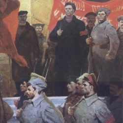100th Anniversary of the Russian Revolution event at Central Library