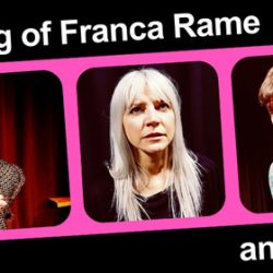 An Evening of Franca Rame & Dario Fo