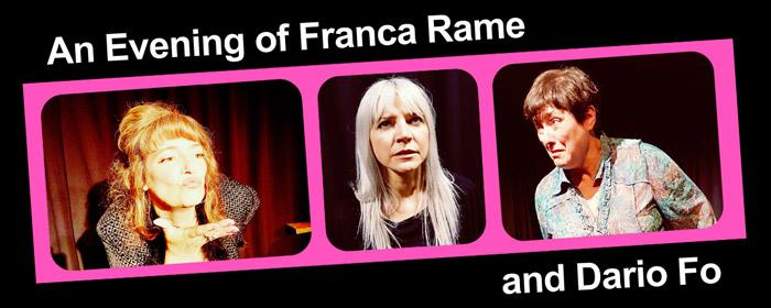 An Evening Of Franca Rame and Dario Fo