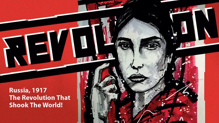 Revolution - A play by Burjesta Theatre