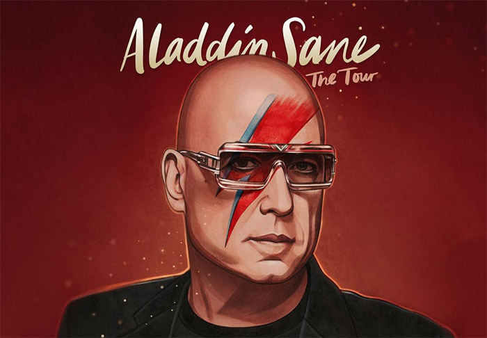 Mike Garson Plays David Bowie's Aladdin Sane In Full
