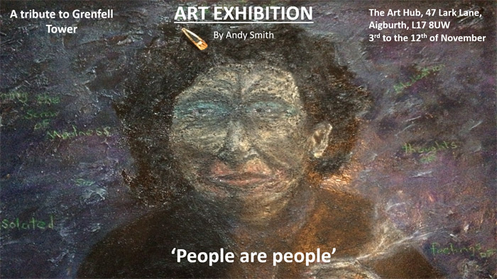 'People are People' Art Exhibition