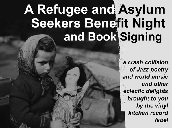 Refugee and Asylum Seekers Benefit Night