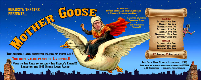 Mother Goose Xmas Panto
