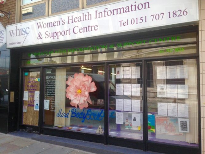 Women's Centre on Bold Street