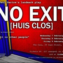 No Exit (Huis Clos)