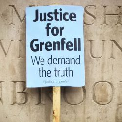 Justice4Grenfell Panel Discussion