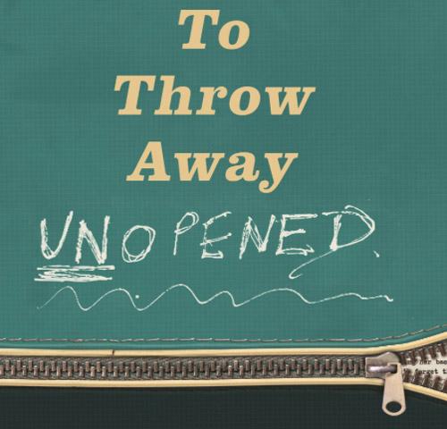 Viv Albertine 'To Throw Away Unopened'