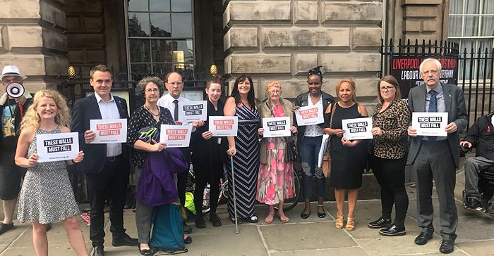 Liverpool City Council speaks out against immigration detention system