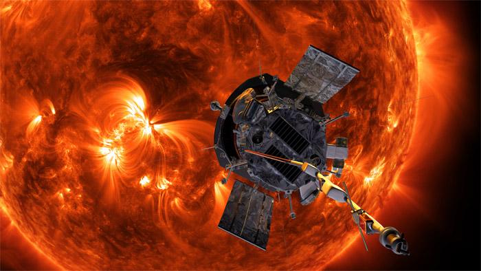 Parker Sun Probe