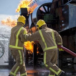 Fire Service still at risk!