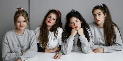 Hinds, Sports Team, The Strange Collective