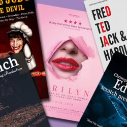 Theatre At The Casa presents 5 Shows for the New Year