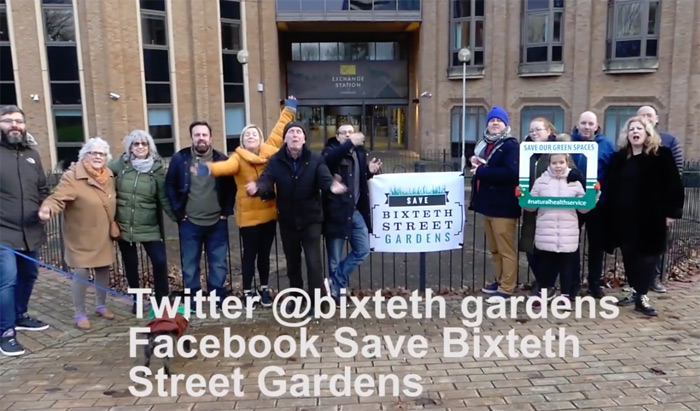 """We Love Bixteth Gardens!"""