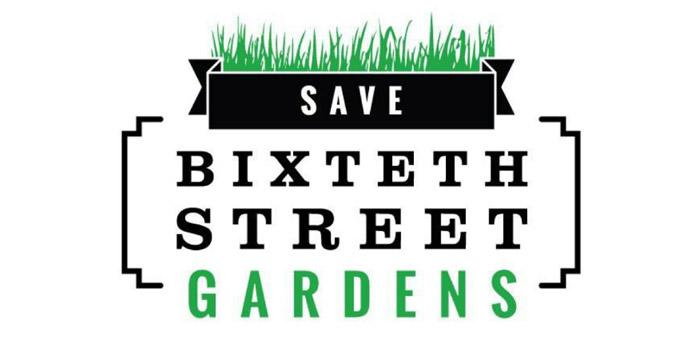 Save Bixteth Street Gardens!
