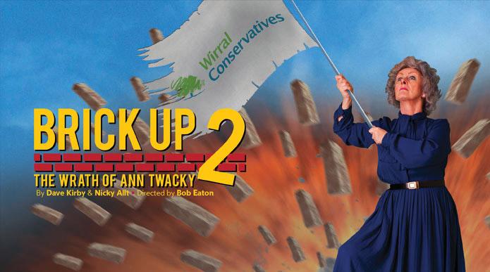 Brick Up 2 – The Wrath of Ann Twacky