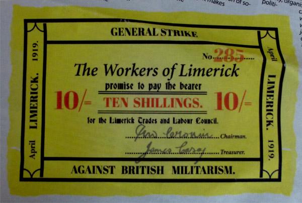 The Limerick Soviet - A Forgotten Revolution