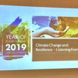 The Climate Change and Resilience - Listening Event
