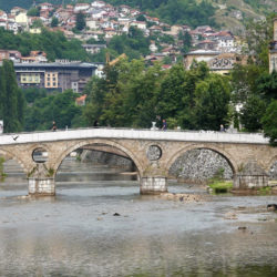My time in Sarajevo
