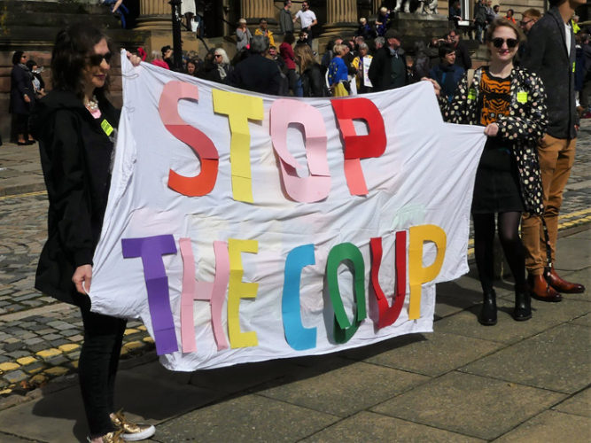 Stop The Coup
