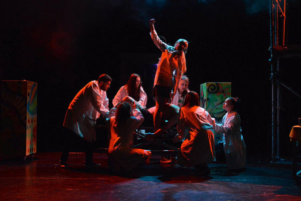 Globe Productions present 'A Midsummer Night's Dream'
