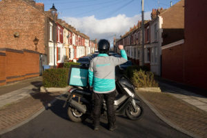 The True Hours of Work and Income of a Deliveroo Courier in Liverpool