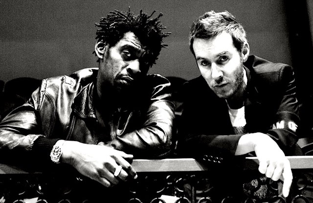 Massive Attack low carbon gig