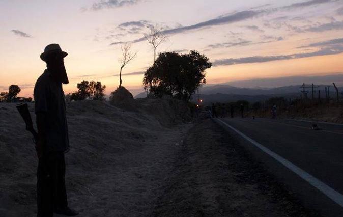 Film showing: Guerrero